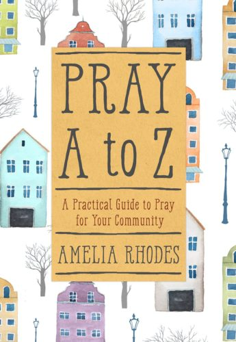 Pray A To Z Makes Praying Over Others Easy and Effective