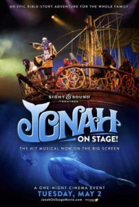 Jonah: On Stage