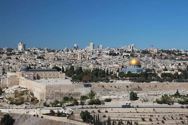 Fifty Year Wait:  Will The U.S. Recognize Jerusalem As Israel's Capital?