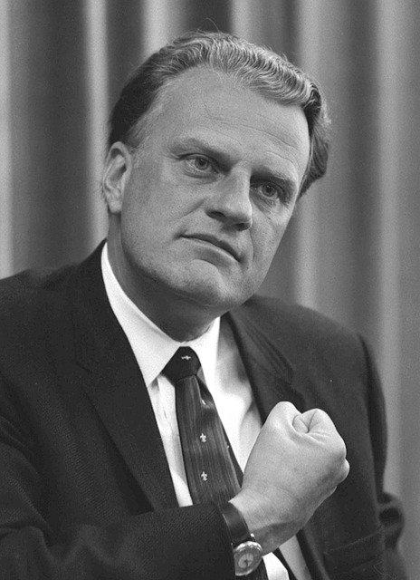 Billy Graham, Evangelist, Passes Away at 99