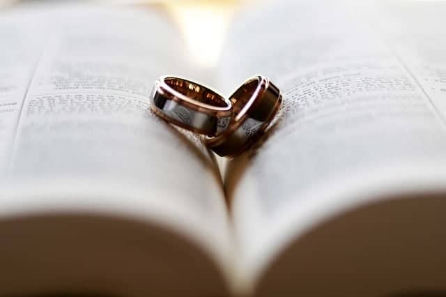 Married/Getting Married? We Have Tips On Laying A Firm Foundation