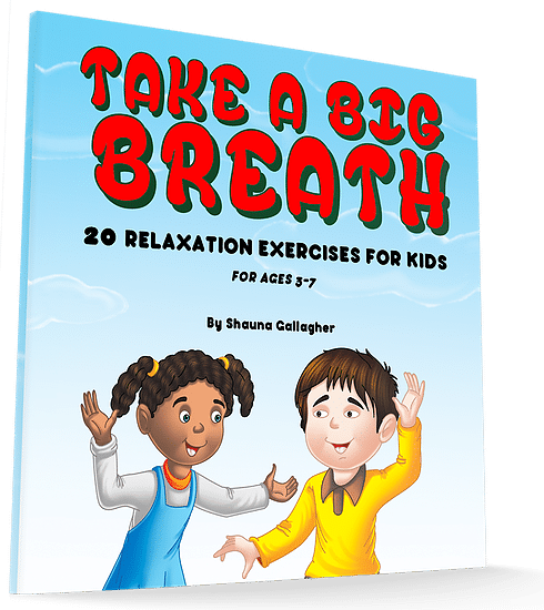 Take A Big Breath Book Reduces Childhood Anxiety